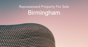 Repossessed houses for sale in Birmingham