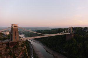 Clifton Suspension Bridge, Bristol, England